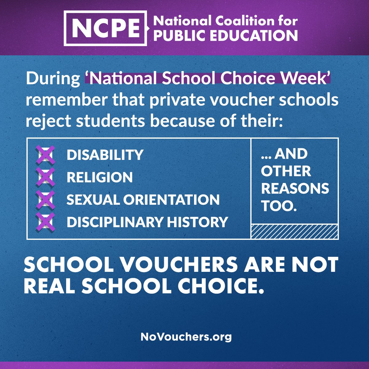 Dont Divert Taxpayer Money To Vouchers >> Religious Action Center Of Reform Judaism On Twitter School