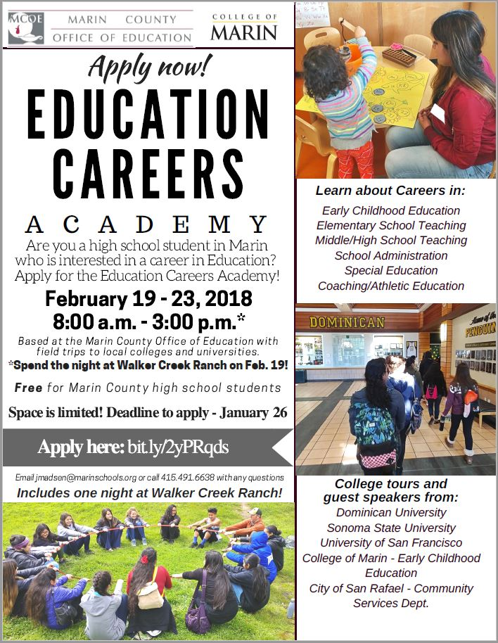 Jesse Madsen On Twitter Applications Due This Friday Education