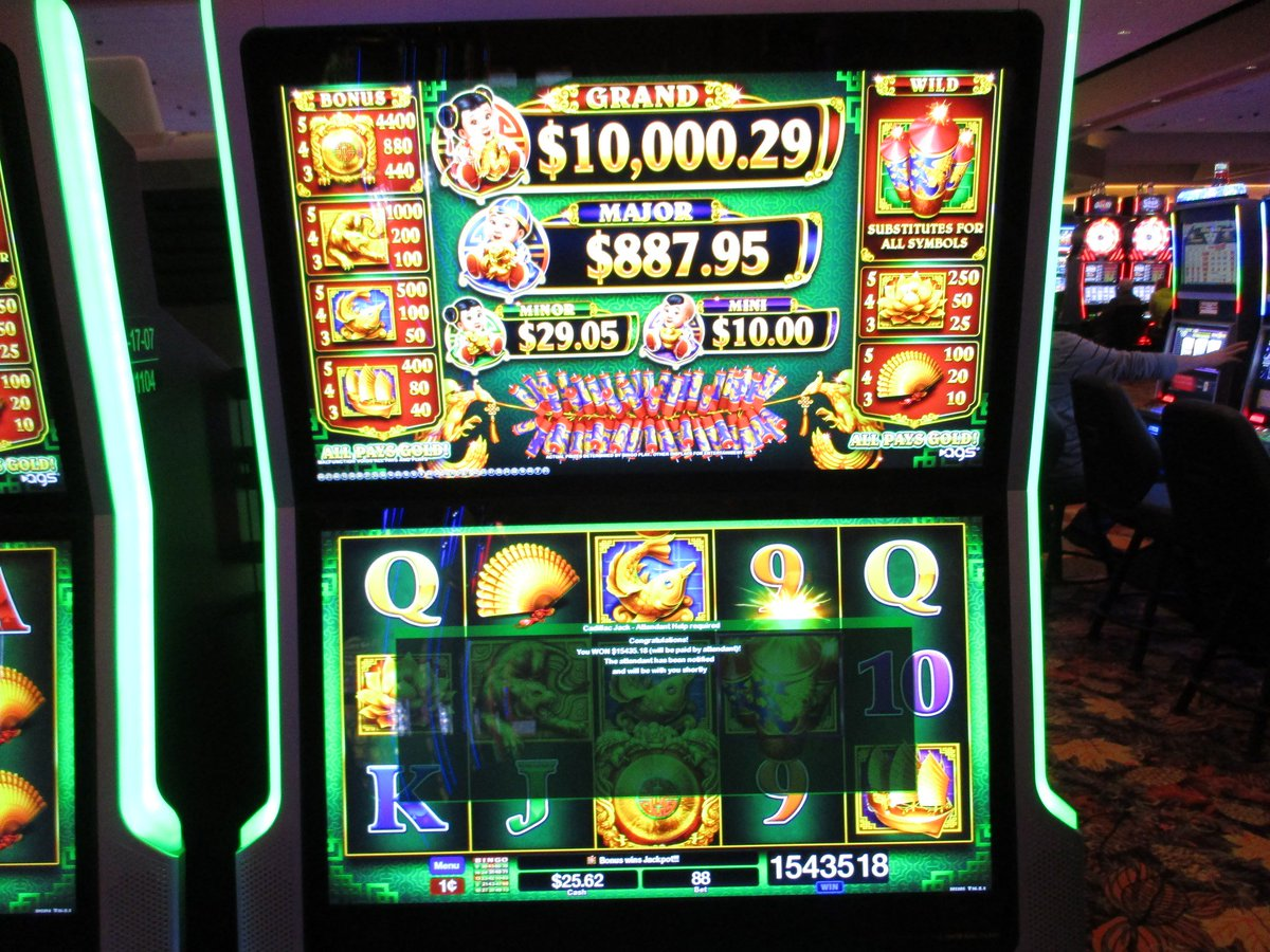 Four Winds Casino On Twitter Jackpots Congratulations To Guests