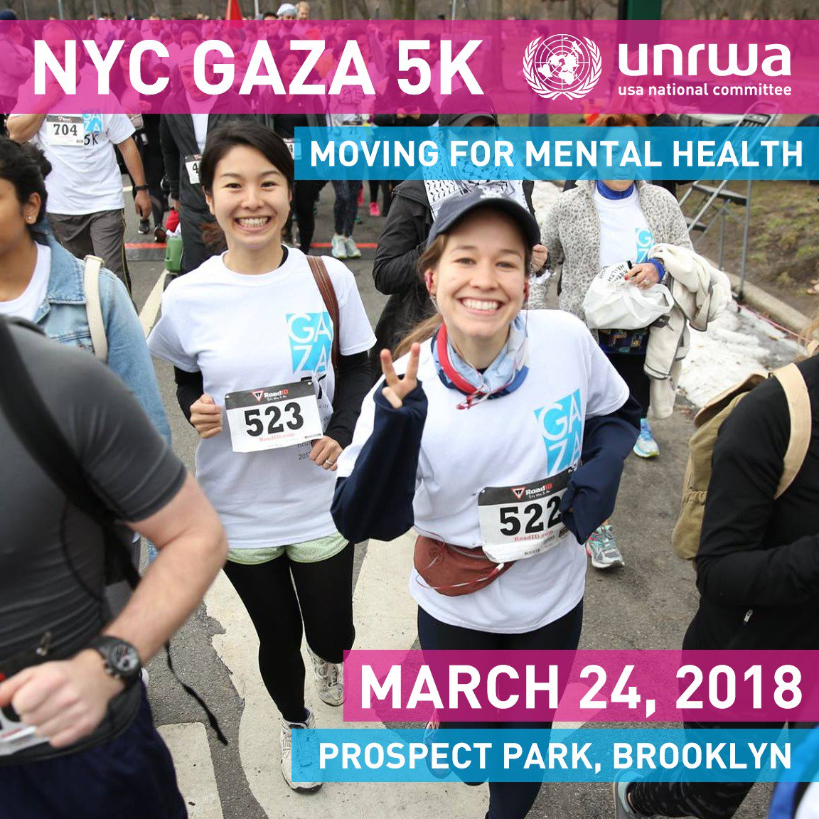 Unrwa Usa On Twitter The First Gaza5k Of 2018 Is On The Calendar