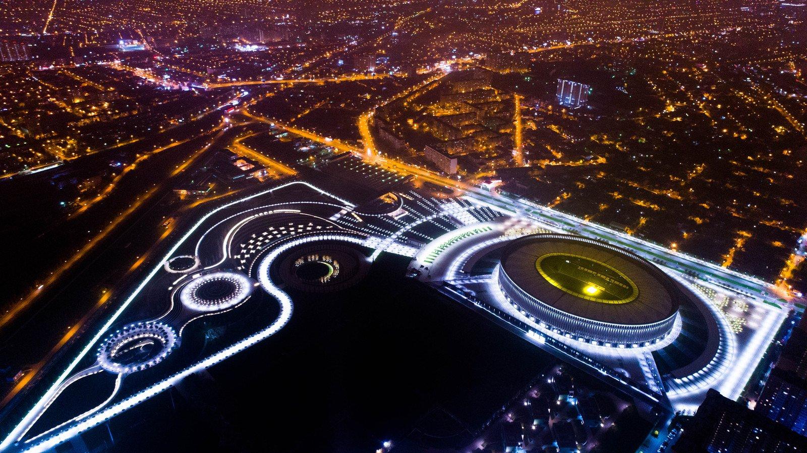 День рождения, картинки города краснодара красивые