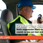 Image for the Tweet beginning: #CrystalClearAudio #NoiseSuppression #IntelligentAudio automatically adjusts