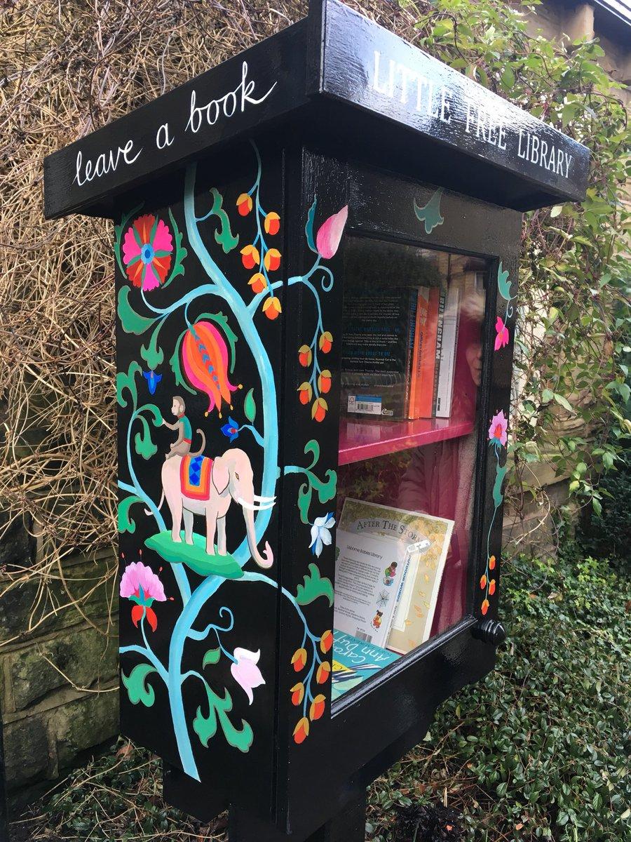Leeds Little Free Library on Twitter:
