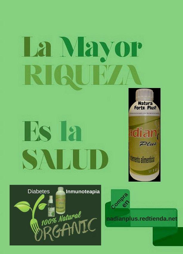 Natura Forte Plus es Salud