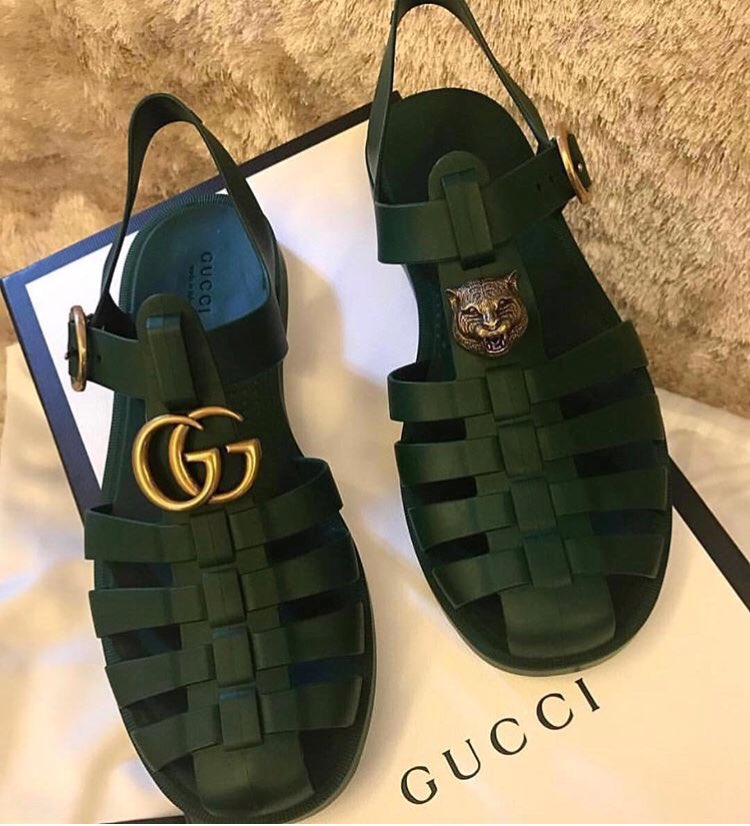 Tyler durden gucci shoes