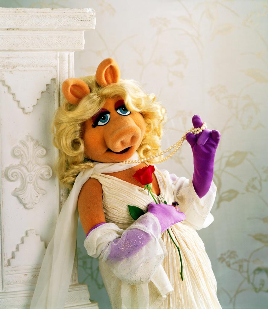 17 Best Images About Kermit Miss Piggy On Pinterest: Miss Piggy (@MissPiggy)