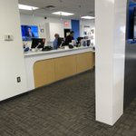 """AWFUL customer service @CoxComm store in fairfax Virginia. 2 people tending store. 12 people in line. RUDE CSR not serving anyone. """"You have to wait. You can't just leave it here. We will charge you for it if you leave it"""". am only trying to return equipment. #CutTheCord"""
