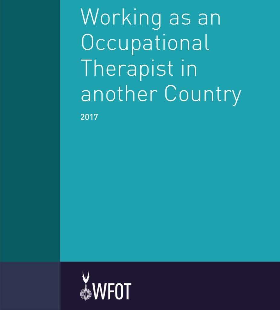 The Ot Hub On Twitter Ot Work Abroad Thewfot Interested In