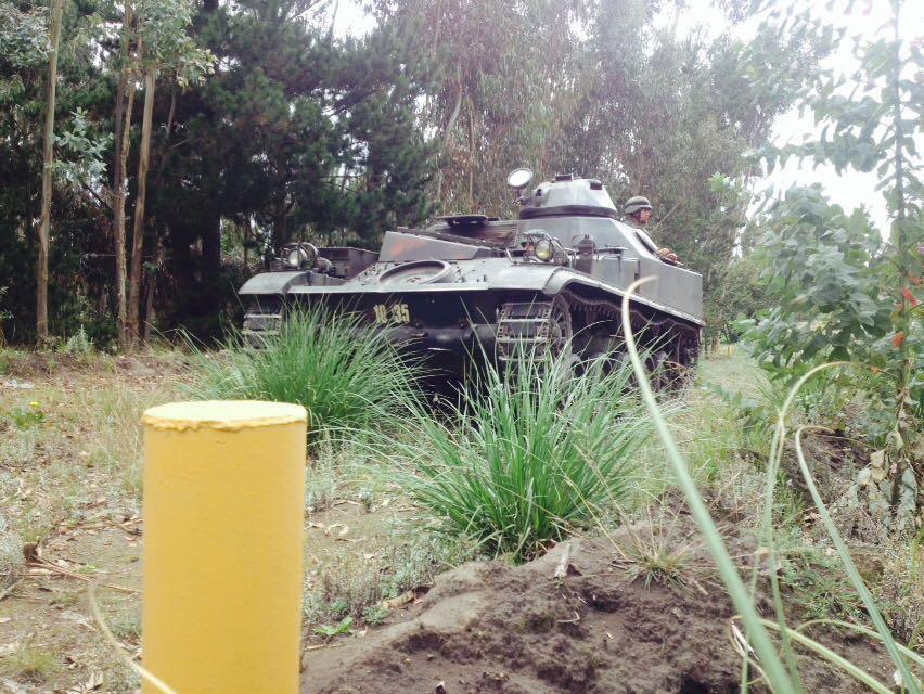 Ejército Ecuatoriano