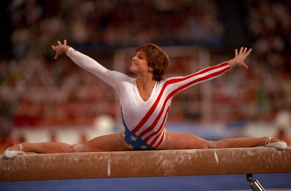 A very happy 50th birthday to the great Mary Lou Retton.
