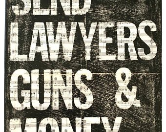 Happy Birthday Warren Zevon (in memoriam) Lawyers, Guns and Money