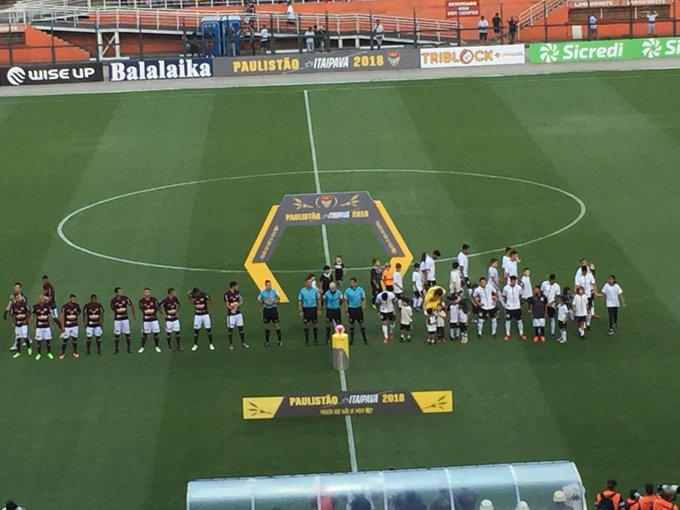 8cdefd73d1 Corinthians x Ferroviária - Campeonato Paulista 2018-2018 ...