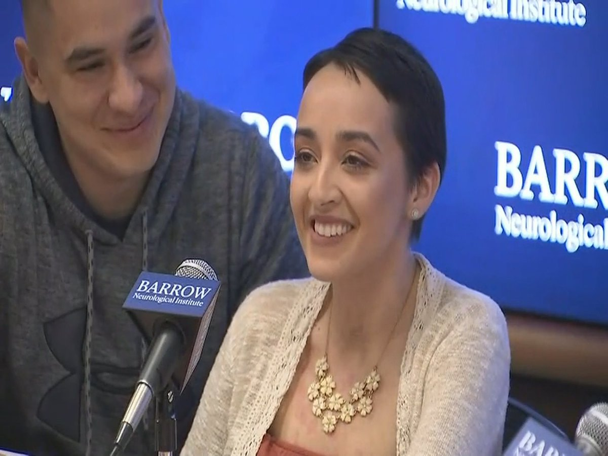 Woman critically injured in 1 October shooting to leave hospital #8NN #VegasStrong https://t.co/Bf6dsxmPm0