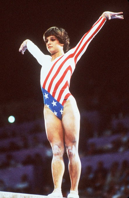 Happy 50th Birthday to c/o 2004 Texas Sports Hall of Fame inductee, Mary Lou Retton!