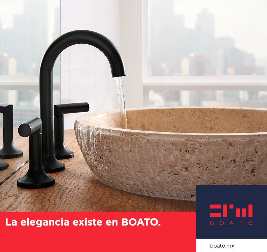 La elegancia que necesitas para tu baño, la encuentras en BOATO.  BOATO Pisos y Baños: Río Grijalva 114 Local 4 Col. Valle San Pedro Garza García N.L. Tel: 1766 548  #BOATO #PisosyBaños #InteriorDesign https://t.co/5IQwosnwzB