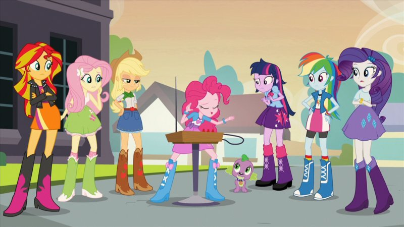 I Can Totally Play Happy Birthday On This Thing Brony EquestriaGirlspictwitter J6DwPRNuF7