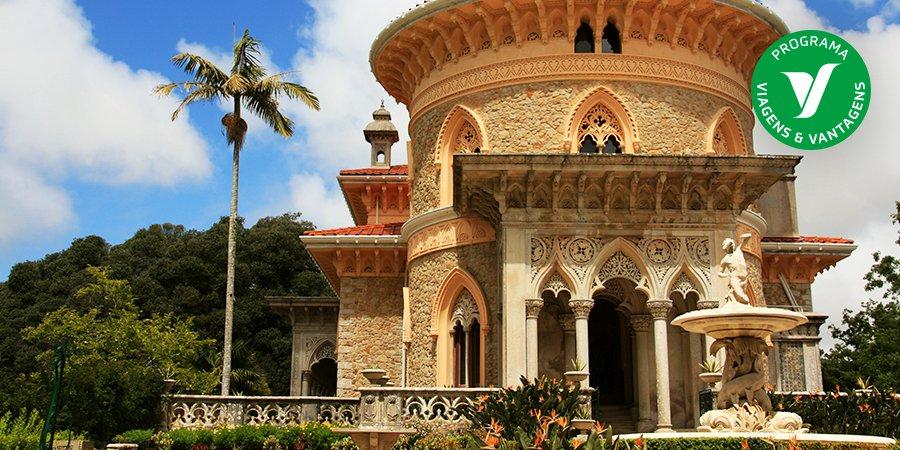 Com jardins e um palácio de encantar, o Parque de Monserrate conquista o coração e a imaginação de todos os que o visitam! 😍  #Sintra #Monserrate #jardins https://t.co/B9aE2Rzzoh