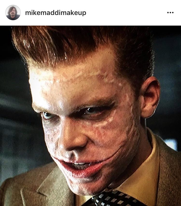 Gotham Hub On Twitter A New Photo Of Cameron Monaghan As Jerome