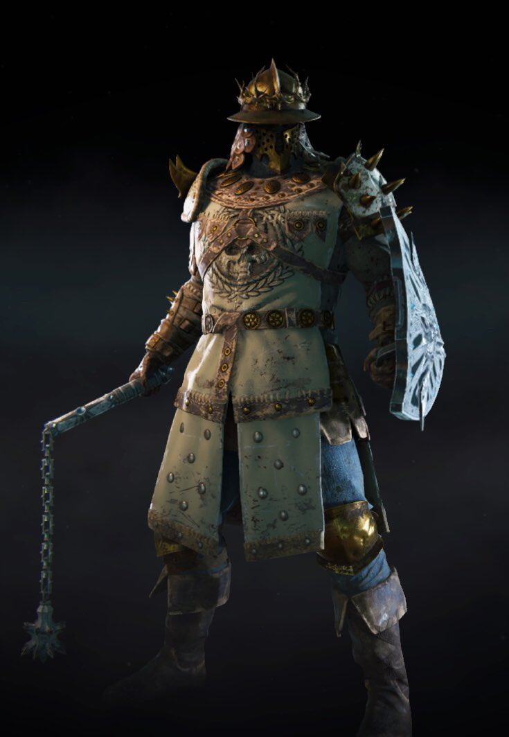 For Honor on Twitter:
