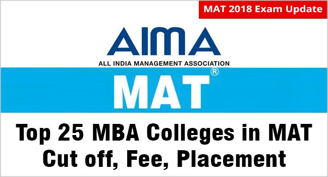 #MAT2018: 25 top #MBAcolleges with cut offs, fee, placement; Last minute preparation tips with #key changes in #exampattern http://www.mbauniverse.com/article/id/10626/mat-2018-top-mba-colleges…