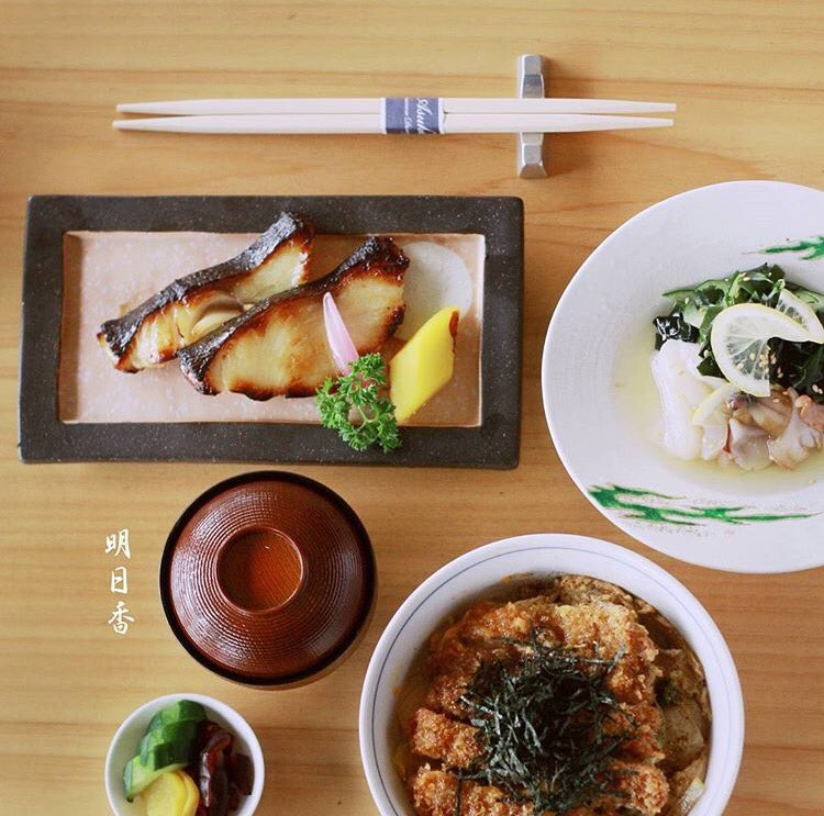 Fuel your day with @asuka_jwmarriottjkt's authentic and traditional lunch set!  #jwmarriottjkt #asukajapanesedining #kulinerjakarta #lunchset https://t.co/n9366kGjbL