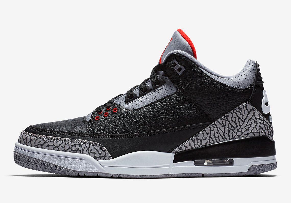 3b42ab906f Official images of the Air Jordan 3