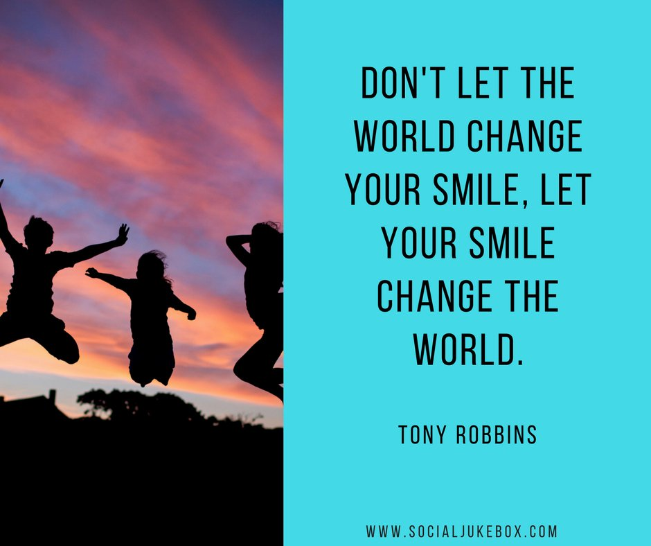 Tim Fargo On Twitter Dont Let The World Change Your Smile Let