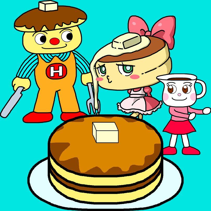 マン ケーキ ファミマ ホット