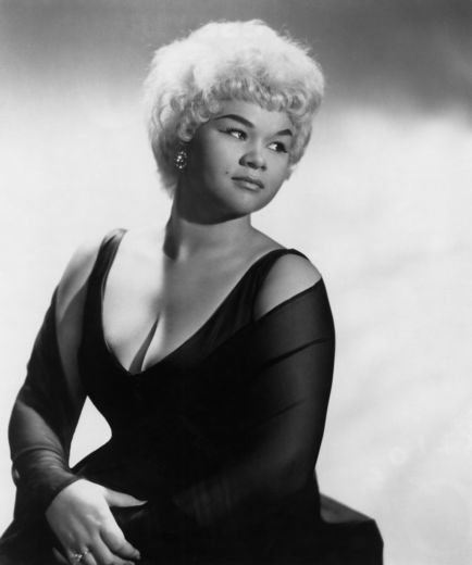 Happy Birthday to Etta James, who would have turned 80 today!