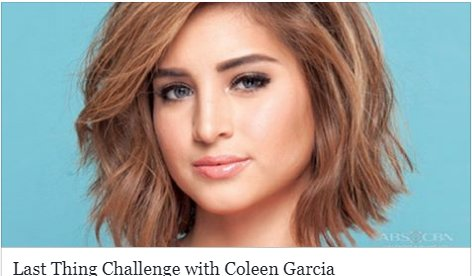 Abs Cbn Corporation On Twitter When Coleen Was Asked About Her