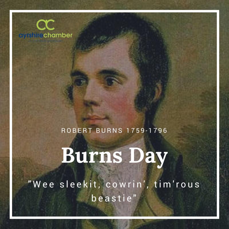 Happy #BurnsDay 2018 🏴🖋️📜