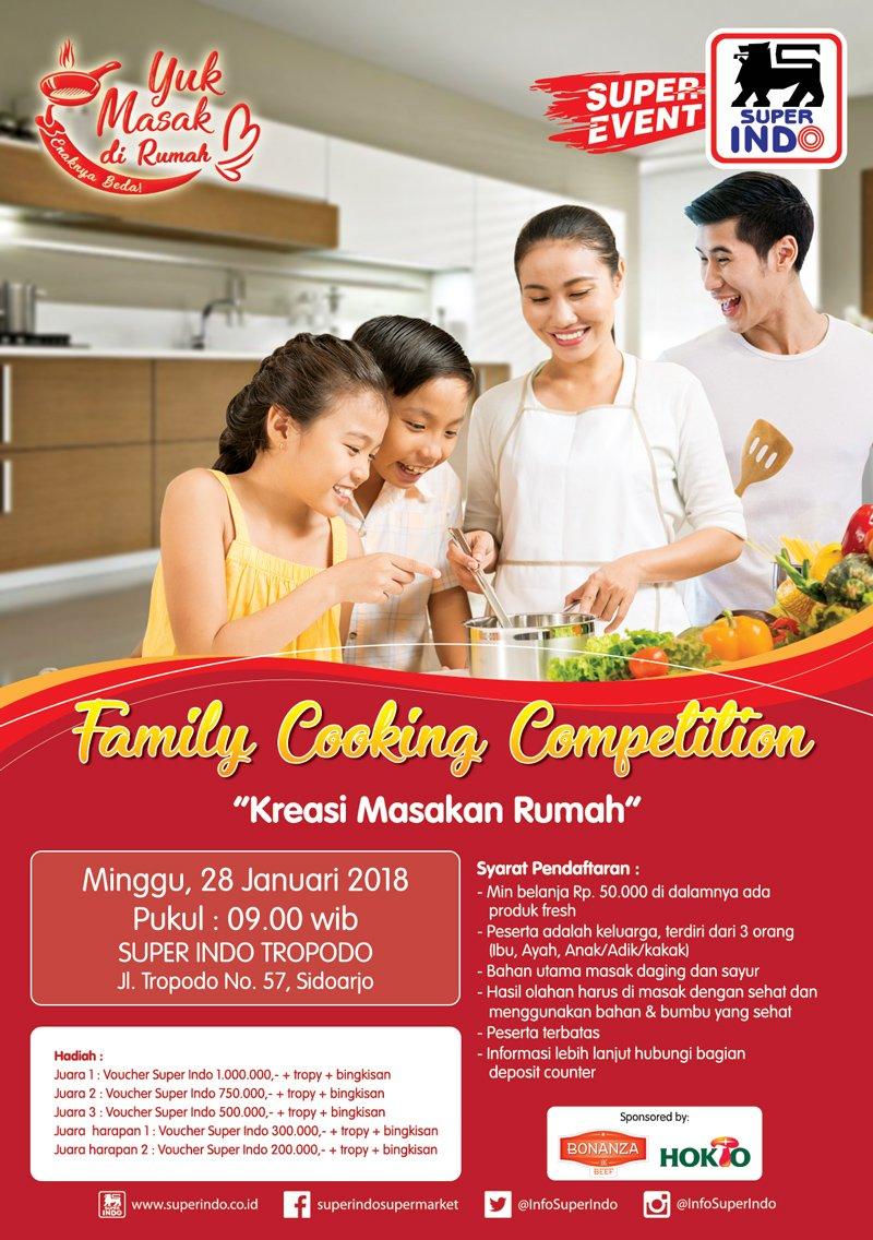 Voucher Superindo Rp 500000 Daftar Harga Terkini Dan Termurah 300000 Tunjukan Kreasi Masakan Rumah Andalan Keluargamu Menangkan Hadiah Total Jutaan Rupiah
