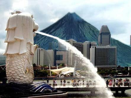 DUYYn3nVAAAWfED - Mocha tranfers Mayon Volcano, netizens does it all over the world - Jokes and Humor