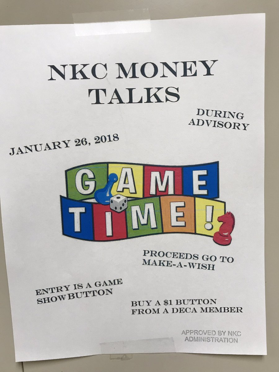 Money talks game show