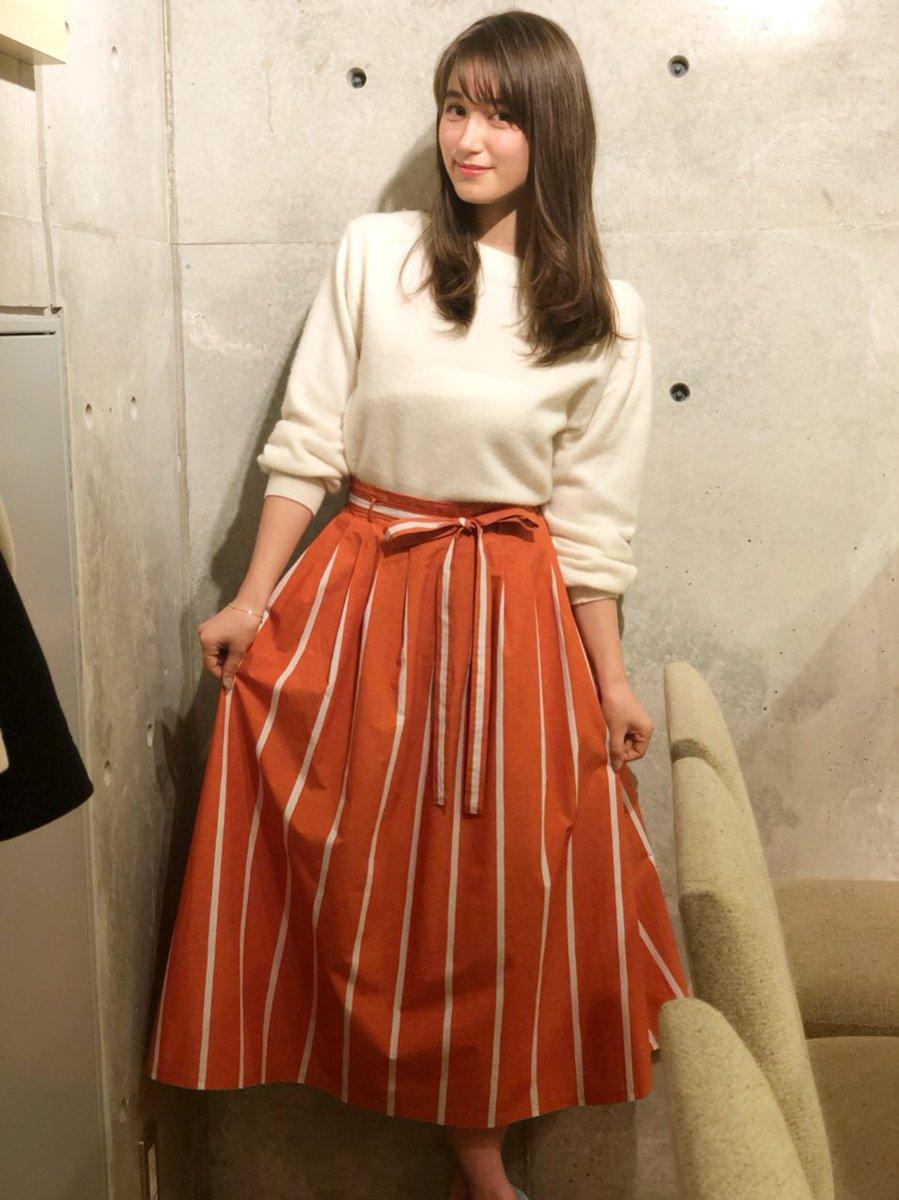 オレンジスカートのトラウデン直美