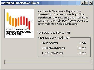Shock wave flash free download.