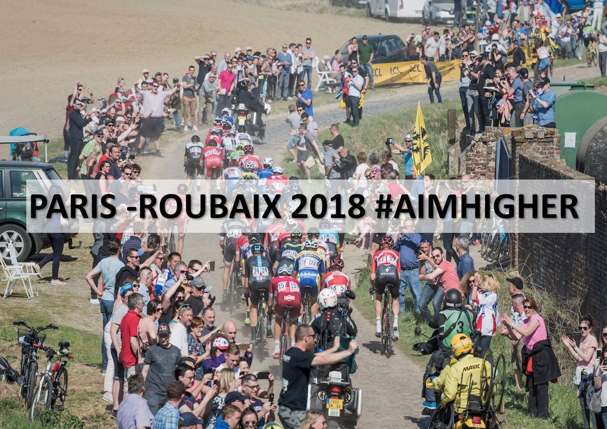 Deelname aan Parijs - Roubaix is officieel! ✔️💪🏻 We are excited to announce we will be participating for the first time in Parijs - Roubaix! 🎉 👉🏻Meer info: snipercycling.be