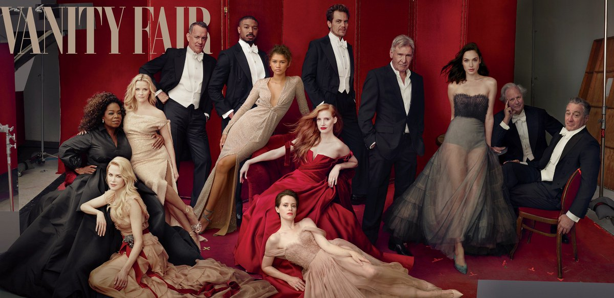 12 extraordinary stars, one very momentous year. The 2018 Hollywood portfolio is here: https://t.co/6PfsFsPzK1