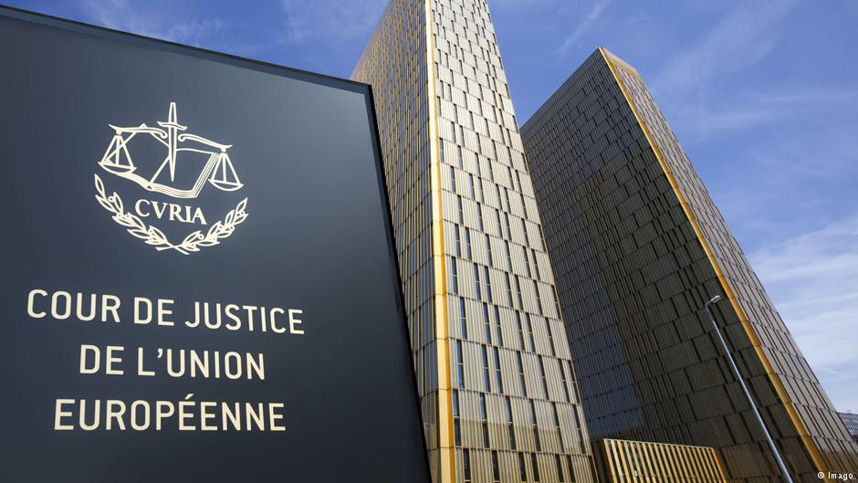 european court of justice essay Accession to the european convention on human rights (echr) the analysis of the interaction between the court of justice of the european union (cjeu) and the.