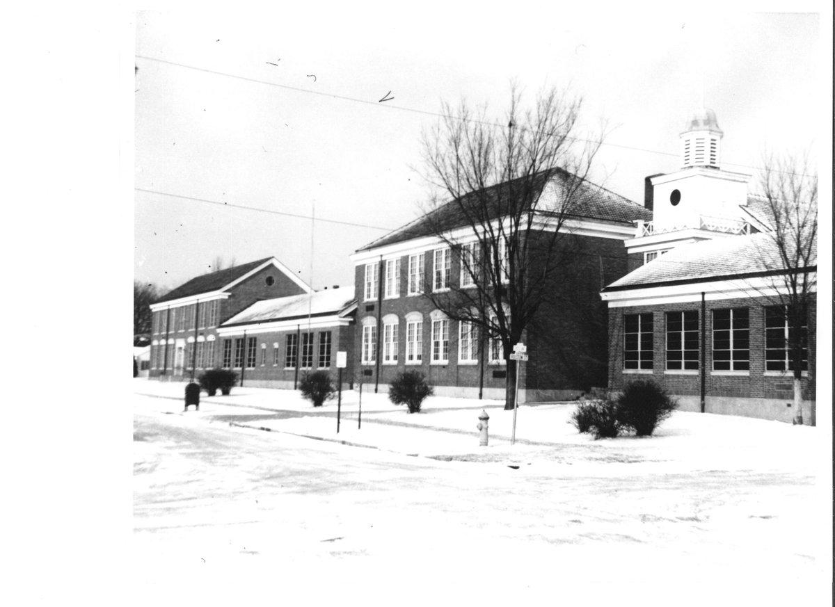 1957 Frances Slocum school