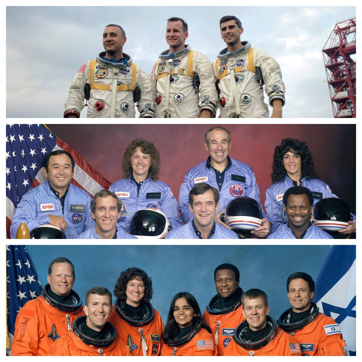 which apollo space shuttle blew up - photo #41
