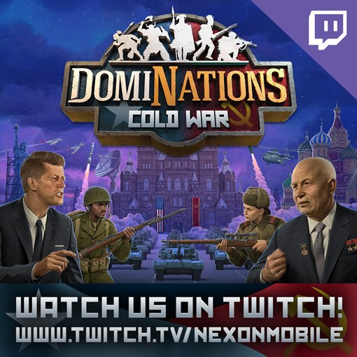 dominations cold war age