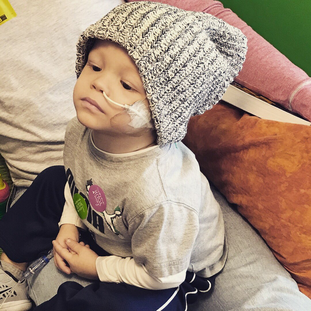 fc2c20b3a09 Thanks to the Pens wives and girlfriends who made a stop today to deliver  some beanies to our patients and families!pic.twitter.com 2AVt8n6P9X