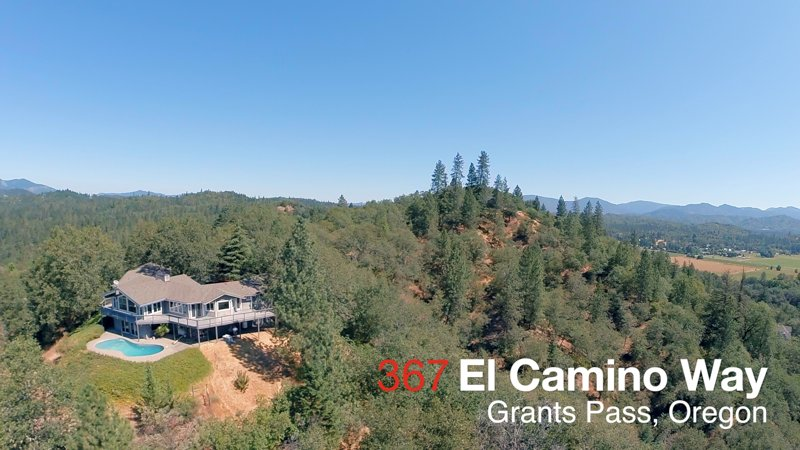 Wow views!  Watch our video tour of this beautiful hilltop #realestate #property in Grants Pass #oregon   https://t.co/FA304dBJB6