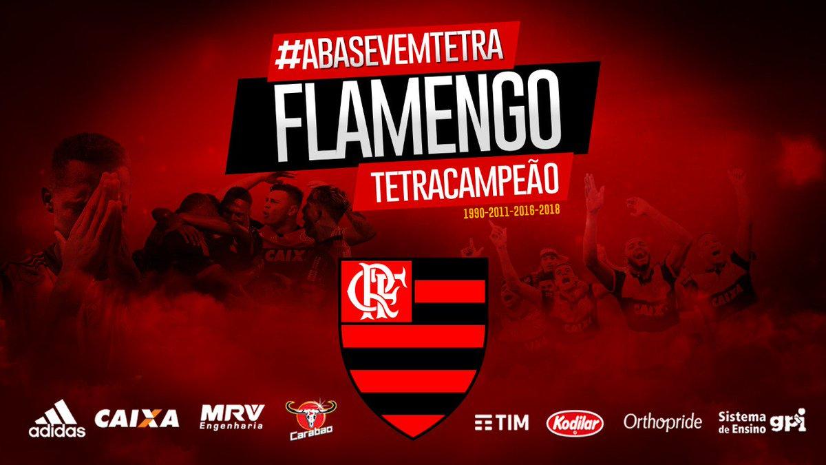 Quatro finais, quatro títulos! Respeita os #GarotosDoNinho! Com gol de Wendel, vencemos o São Paulo por 1x0 e vamos levantar a taça da Copinha.  A base vem como? #ABaseVemTetra