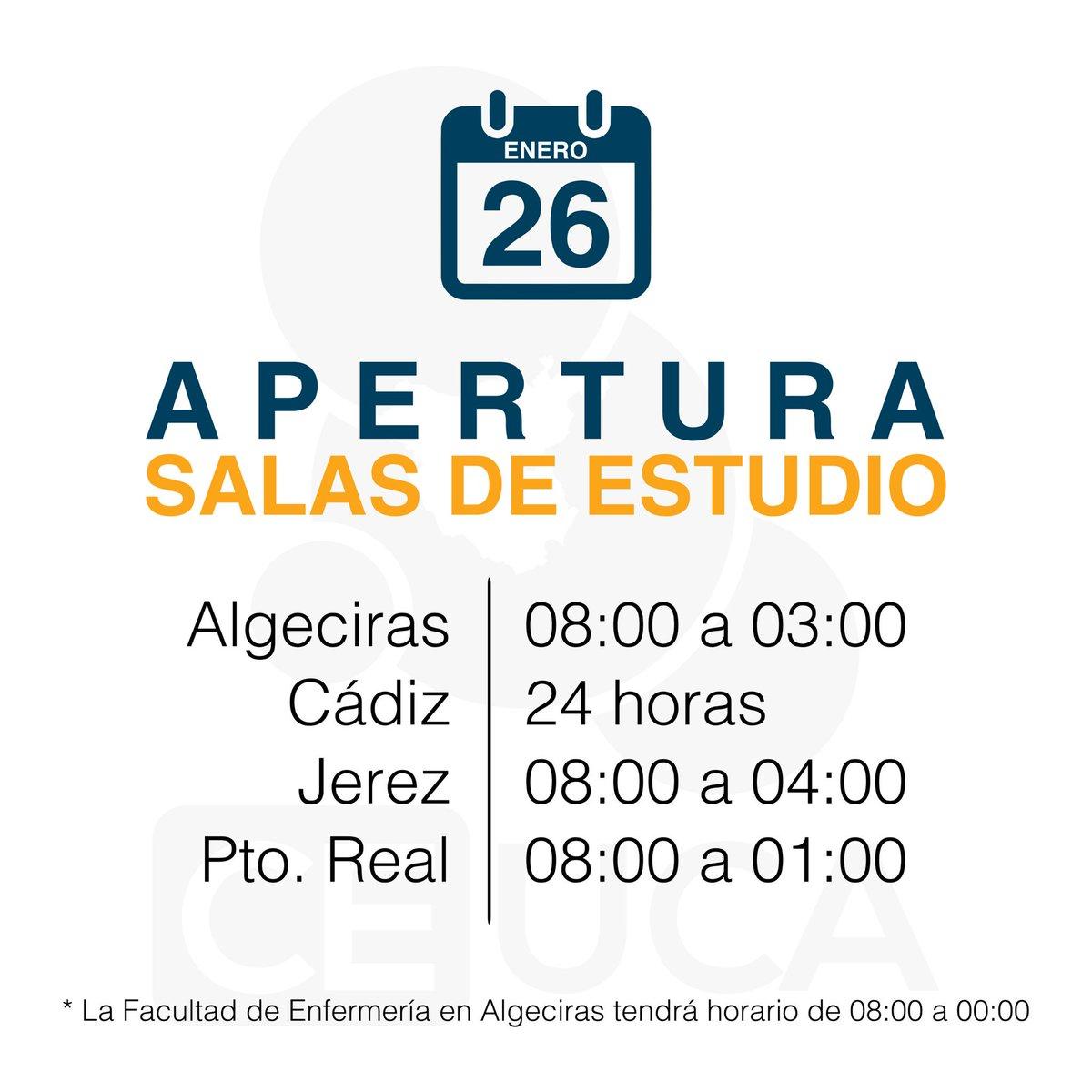 Uca Calendario Academico.Ceuca On Twitter La Uca Mantendra Abiertas Las
