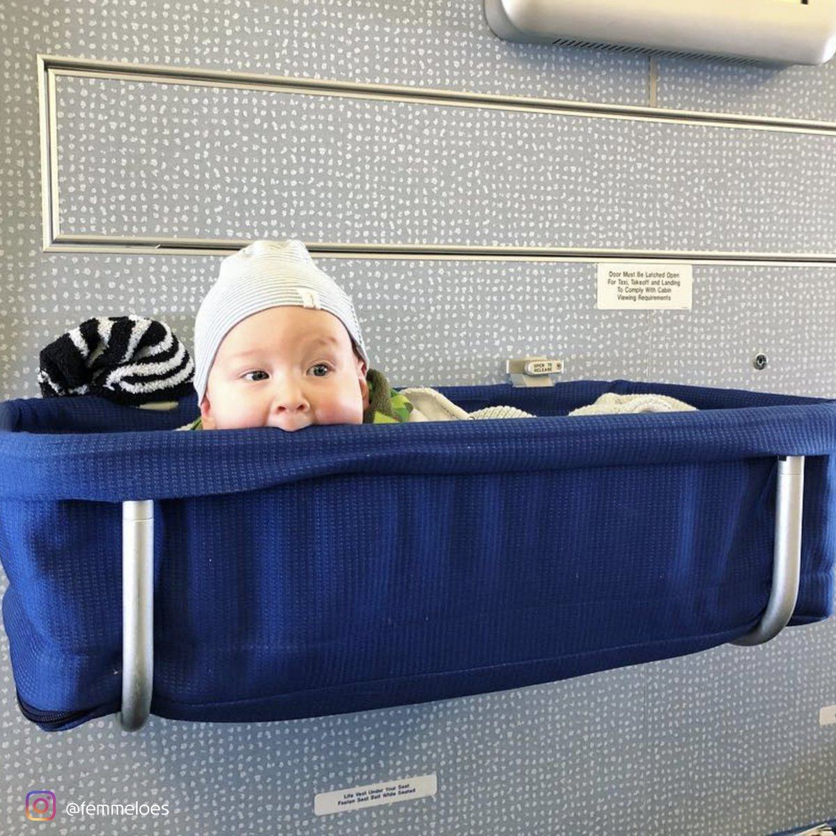 Klm On Twitter We Hope You Had A Wonderful First Flight Baby Valentijn