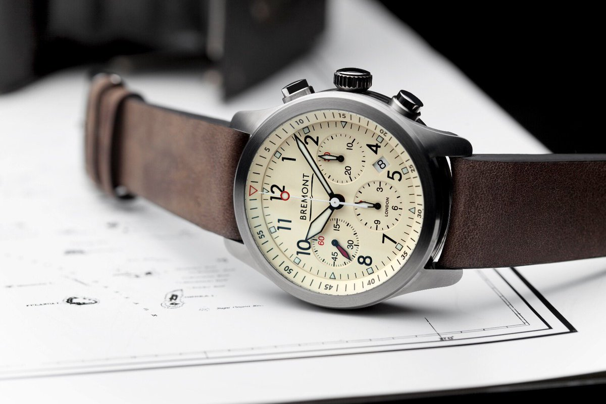 Bremont Unveils One Of The Best Looking Watches Of The Year recommendations