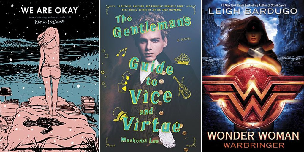 Bookbub On Twitter 29 Teen Books From 2017 That Adult Readers Will