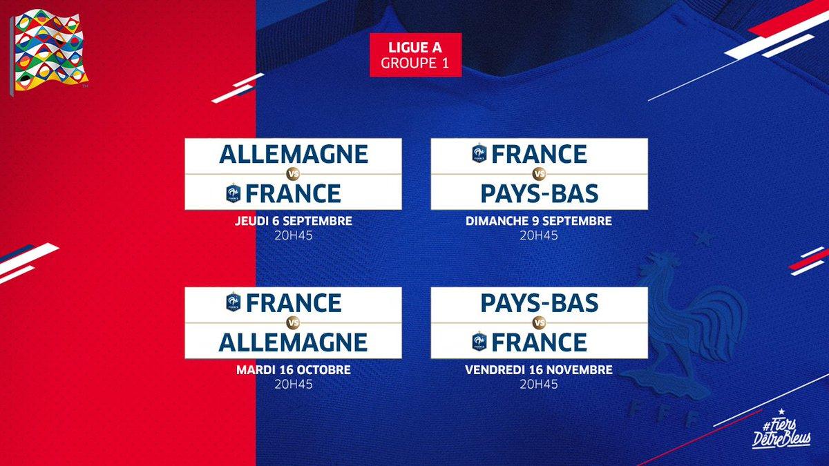 calendrier rencontre uefa)
